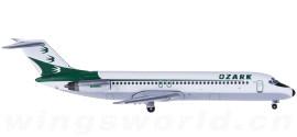 Ozark Air Lines 欧扎克航空 McDonnell Douglas DC-9-30 N988Z