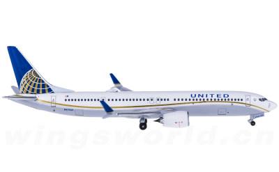 United Airlines 美国联合航空 Boeing 737 MAX 9 N67501