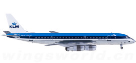 KLM 荷兰皇家航空 Douglas DC-8-53 PH-DCS