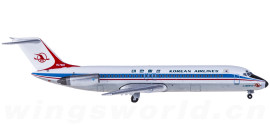 Korean Air 大韩航空 McDonnell Douglas DC-9-30 HL7201