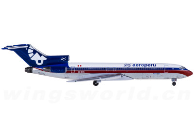 AeroPeru Boeing 727-200 OB-1573