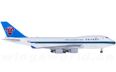 Phoenix 1:400 China Southern 中国南方航空 Boeing 747-400F B-2461 货机