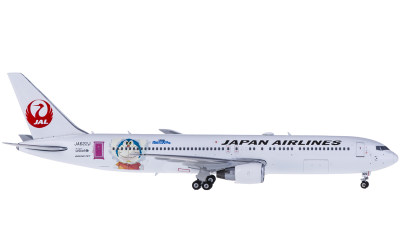 Phoenix 1:400 Japan Airlines 日本航空 Boeing 767-300ER JA622J 机器猫彩绘 南极大冒险