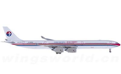 Phoenix 1:400 China Eastern 中国东方航空 Airbus A340-600 B-6052