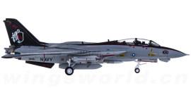 美国海军 Grumman F-14A Tomcat VF-154 Black Knights NF100