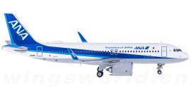 ANA 全日空 Airbus A320-200Neo JA211A
