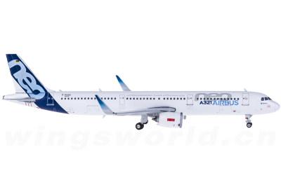 Airbus A321Neo D-AVXB 原厂涂装