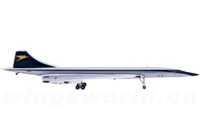 JC Wings 1:400 BOAC 英国海外航空 协和客机 G-BOAC