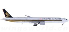 Singapore Airlines 新加坡航空 Boeing 777-300ER 9V-SWB