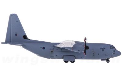 RAF 英国皇家空军 Lockheed C-130J 886