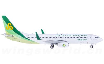 Spring Airlines 春秋航空日本 Boeing 737-800 JA03GR