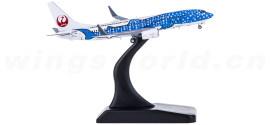 Japan Airlines 日本航空 Boeing 737-800 JA05RK