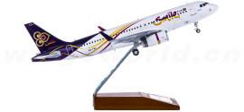 Thai Airways 泰国国际航空 Airbus A320 HS-TXU