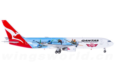 Phoenix 1:400 澳洲航空 Boeing 767-300ER VH-OGG 飞机总动员彩绘