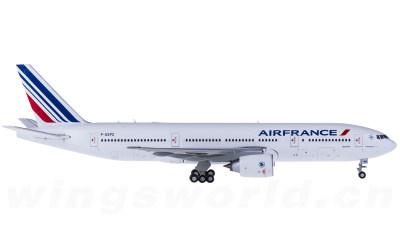 Geminijets 1:400 Air France 法国航空 Boeing 777-200ER F-GSPZ