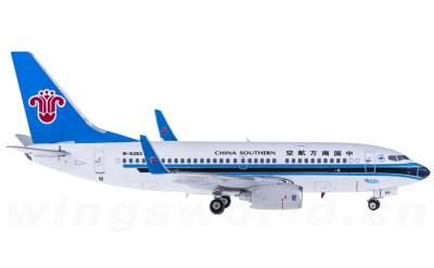 China Southern 中国南方航空 Boeing 737-700 B-5283
