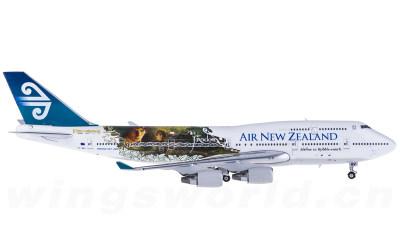 Phoenix 1:400 Air New Zealand 新西兰航空 Boeing 747-400 ZK-NBV 指环王彩绘