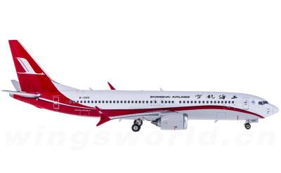 Phoenix 1:400 Shanghai Airlines 上海航空 Boeing 737 MAX 8 B-1260