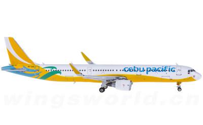 Cebu Pacific Air 宿务太平洋航空 Airbus A321 RP-C4111