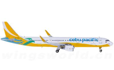 Cebu Pacific Air 宿务太平洋航空 Airbus A321 RP-C4113