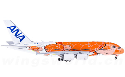 Phoenix 1:400 ANA 全日空 Airbus A380 JA383A Kala