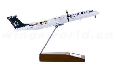 JC Wings 1:200 Austrian Airlines 奥地利航空 Bombardier Dash 8 Q400 OE-LGC 星空联盟彩绘