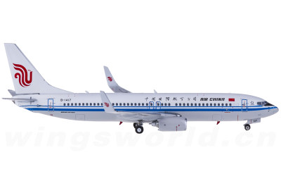 Phoenix 1:400 Air China 中国国际航空 Boeing 737-800 B-1417
