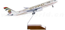 Etihad Airways 阿提哈德航空 Airbus A330-200 A6-EYN