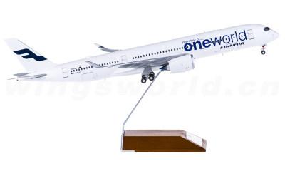 JC Wings 1:200 Finnair 芬兰航空 Airbus A350 OH-LWB 寰宇一家