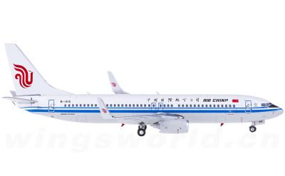 Air China 中国国际航空 Boeing 737-800 B-1416
