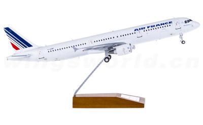 JC Wings 1:200 Air France 法国航空 Airbus A321 F-GTAT