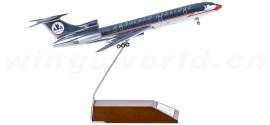 American Airlines 美国航空 TU154 N154AA