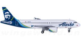 Alaska Airlines 阿拉斯加航空 Airbus A320 N625VA