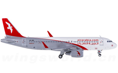 Air Arabia 阿拉伯航空 Airbus A320-200 A6-AOA