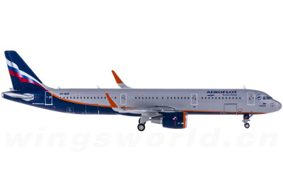 Aeroflot 俄罗斯航空 Airbus A321 VP-BAF