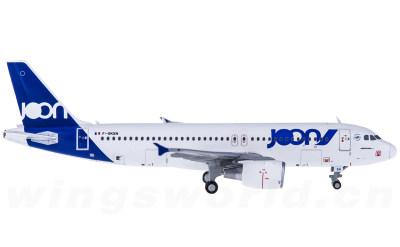 JOON 朱恩航空 Airbus A320-200 F-GKXN