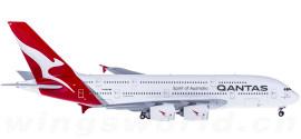 Qantas 澳洲航空 Airbus A380-800 VH-OQF