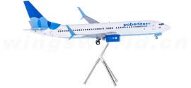 Pobeda Airlines 胜利航空 Boeing 737-800 VP-BPJ