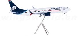 Aeroméxico 墨西哥国际航空 Boeing 737 MAX 8 XA-MAG