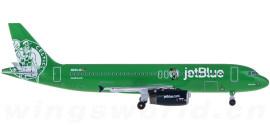 JetBlue 捷蓝航空 Airbus A320 N595JB 波士顿凯尔特人彩绘