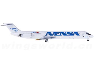 Avensa 委内瑞拉社会航空 McDonnell Douglas DC-9-50 YV-820C