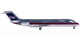 US Airways 全美航空 McDonnell Douglas DC-9-30 N978VJ