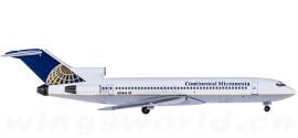 Continental Micronesia 密克罗尼西亚大陆航空 Boeing 727-200 N296AS