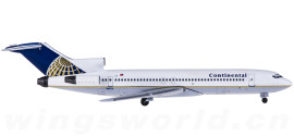 Continental Airlines 美国大陆航空 Boeing 727-200 N88715