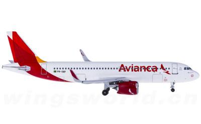 Avianca 哥伦比亚航空 Airbus A320 Neo PR-OBF