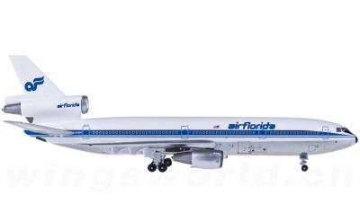 Air Florida 佛罗里达航空 McDonnell Douglas DC-10 N1035F