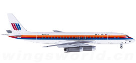 United Airlines 美国联合航空 Douglas DC-8-21 N8005U