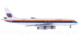 United Airlines 美国联合航空 Douglas DC-8-52 N8060U
