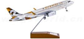 Etihad Airways 阿提哈德航空 Airbus A320 A6-EJA