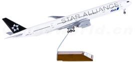 全日空 Boeing 777-300ER JA731A 星空联盟